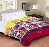 Home Originals Animal Double Quilts & Comforters Multicolor Comforter/Quilt