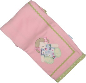 Mom&Me Cartoon Crib Blanket Multicolor