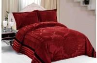 Wrap Plain Single Quilts & Comforters Red Quilt
