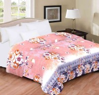 Home Originals Floral Double Blanket Multi Color Coral Blanket, 1 Blanket
