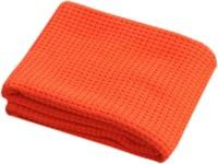 Saral Home Geometric Double Throw Orange 1 Throw