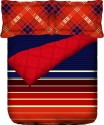 Portico New York Color Me Bold Color Me Bold Comforter - Double - BLAEF5XDSNTQERYA