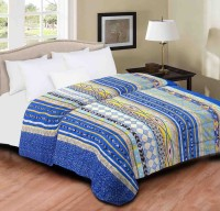 Home Originals Abstract Double Quilts & Comforters Multicolor Micro Quilt, 1 Double Comforter