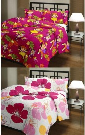 Ayushi Craft & Fashions Cartoon Single Blanket Multicolor