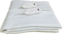 Expressions Plain Double Electric Blanket White, Electric Bed Warmer, Instruction Manual Cum Warranty Card