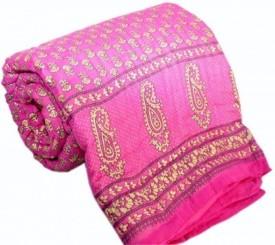 S.B.Enterprises Floral Single Quilts & Comforters Multicolour