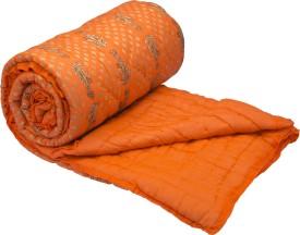 Recrafto Floral Double Quilts & Comforters Multicolor