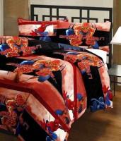 ECraftIndia Cartoon Single Dohar Red, Blue One Single Bed Reversible AC Blanket