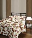 Blankets World Floral Prints Ac Floral Blanket - Single
