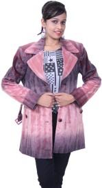 Austrich Self Design Double Breasted Party Women's Blazer