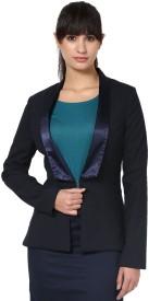 Kaaryah Solid Single Breasted Formal Women's Blazer