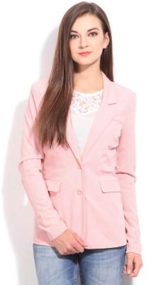 Vero Moda Solid Casual Women Blazer