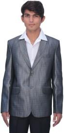 Romano Solid Single Breasted Casual Men's Blazer