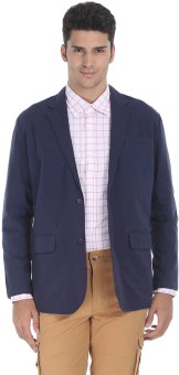 Zobello Checkered Single Breasted Casual Men's Blazer - BZRE9GZHCDYHTHFA