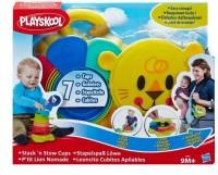 FunsKool Playskool Stack 'N Stow Cups (Multicolor)