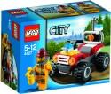 Lego City - Fire ATV