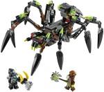 Lego Blocks & Building Sets Lego Sparratus Spider Stalker