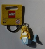 LEGO Blocks & Building Sets LEGO Mermaid Keychain