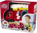 Mega Bloks Play N Go Fire Truck - Multicolor