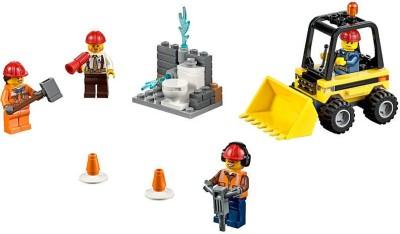 Lego Blocks & Building Sets Lego City Starter Set