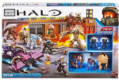 Mega Bloks Blocks & Building Sets Mega Bloks Halo Flood Invasion