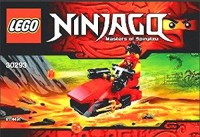 Lego Ninjago Kai Drifter Set #30293 (Multicolor)