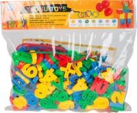 Walk Over Totally Toys Edu Shape (Alphabet) (Multicolor)