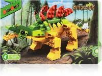 BanBao BanBao Mini Builder Blocks Dinosaur 128 Pcs (Multicolor)