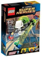 Lego DC Comic Super HeroesBrainiac Attack (Multicolor)