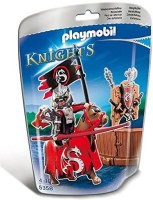 PLAYMOBIL Dragon Tournament Knight Play Set (Red)