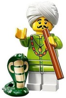 LEGO Minifigures Series 13 Snake Charmer Construction Toy (Multicolor)