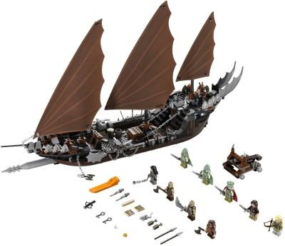 Lego Blocks & Building Sets Lego Pirate Ship Ambush