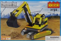 Toy Mall Cogo Engineering Blocks Set (Multicolor)