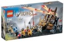 Lego VIKINGS Army Of Vikings With Heavy Artillery Wagon 7020 - Multicolor