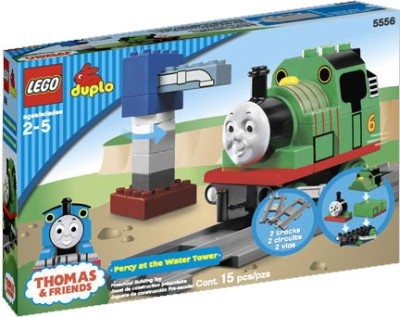 Buy Lego Duplo Thomas Friends Percy At The Water Tower On