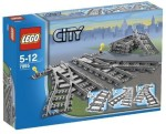 LEGO Blocks & Building Sets LEGO City Trains Switch Tracks