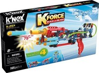 K'Nex K-Force K-20X Building Set (Multicolor)