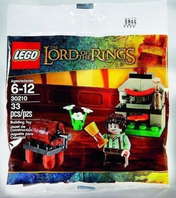 Lego Blocks & Building Sets Lego Lord of the Rings Frodos Cooking Corner