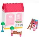 Mega Bloks Blocks & Building Sets Mega Bloks Hello Kitty Library