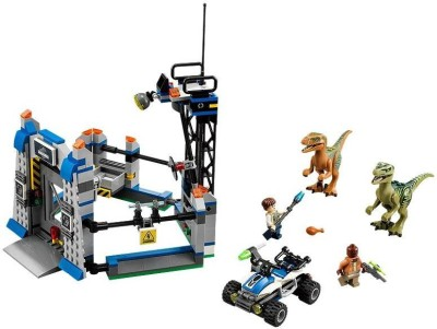 Lego Blocks & Building Sets Lego Raptor Escape