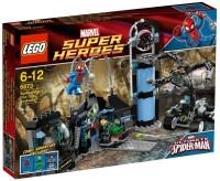 Lego Marvel Super Heroes Spider-Man's Doc Ock Ambush 6873 (Multicolor)