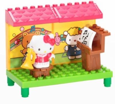 Mega Bloks Blocks & Building Sets Mega Bloks Hello Kitty Music Class