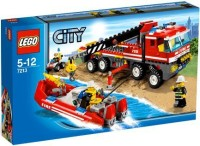 LEGO City Set #7213 (Multicolor)