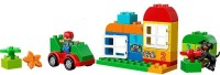 Lego All-In-One-Box-Of-Fun (Multicolor)