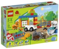 Lego DUPLO My First Zoo 6136 (Multicolor)