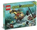 Lego Aqua Raiders Set 7776 The Shipwreck - Multicolor