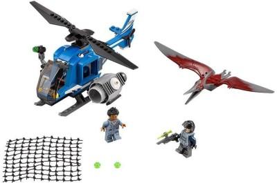 Lego Blocks & Building Sets Lego Pteranodon Capture