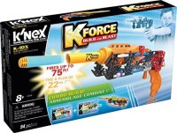 K'Nex K-Force K-10X Building Set (Multicolor)