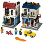 Lego Blocks & Building Sets Lego Bike Shop & Café