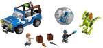 Lego Blocks & Building Sets Lego Dilophosaurus Ambush